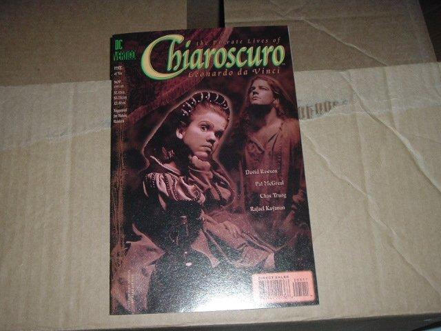 Chiaroscuro: The Private Lives of Leonardo Da Vinci #5 (DC Vertigo Comics), SAVE $$$ by COMBINING
