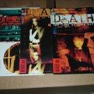 Death: The Time of Your Life #1 2 3 FULL SET (DC Vertigo Comics) COMPLETE SET