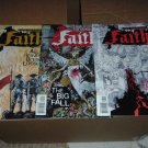 Faith #1, 2, 3 run (DC Vertigo Comics) by Ted McKeever, SAVE $$$ with COMBINED SHIPPING