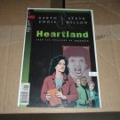 Heartland 1-shot GN (DC Vertigo Graphic Novel Comic) by Garth Ennis Steve Dillon