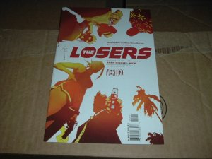 The Losers #12 (DC Vertigo Comics) Andy Diggle & Jock SAVE $$$ with COMBINED SHIPPING