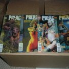 Preacher #14, 15, 16, 25 (DC Vertigo Comics lot run) Garth Ennis AMC TV Show