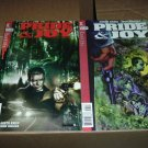 Pride and Joy #1, #4 (DC Vertigo Comics lot) Garth Ennis SAVE $$$ with COMBINED SHIPPING