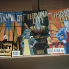 Terminal City #4, 8 & Aerial Grafffi #1 (DC Vertigo Comics) SAVE $$$ with COMBINED SHIPPING