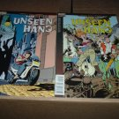 The Unseen Hand #1 and #2  (DC Vertigo Verite Comics)  SAVE $$$ with COMBINED SHIPPING