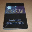 Nicolae HARDBACK (Left Behind Book 3 HB HC) Hard Back in Dust Jacket, great book for sale