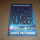 The Thomas Berryman Number (the first James Patterson book), paperback book for sale
