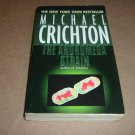The Andromeda Strain (by Michael Crichton) Excellent condition Paperback book for Sale
