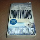 Honeymoon (by James Patterson & Howard Roughan) paperback, one of Patterson's best books, for sale