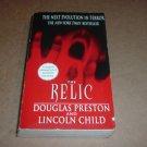 The Relic (by Douglas Preston & Lincoln Child) paperback book, horror, For Sale