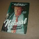 The Natural (novel by Bernard Malamud) Robert Redford movie cover, book for sale
