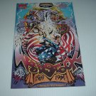 Woodstock 1-shot Graphic Novel (Marvel Music Comics) prestige format GN, RARE comic FOR SALE