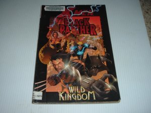 X-Men/Black Panther: Wild Kingdom OOP TPB (marvel Comics) trade paperback FOR SALE