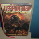 Elephantmen: Wounded Animals HARDCOVER Book Image Comics HB FIRST PRINT Collects Elephantmen #1-7 HC