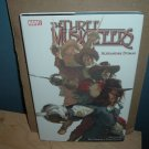 NEW UNREAD The Three Musketeers HARD BACK Comic Collection FIRST PRINT Marvel Comics HB HC for sale