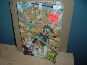 The Muppet Show: Treasure of Peg-Leg Wilson TPB (Boom Kids comics) FIRST PRINT trade paperback comic