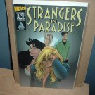 Strangers in Paradise #1 FIRST MINI-SERIES (Wizard Ace Edition Acetate cover reprint) Terry Moore