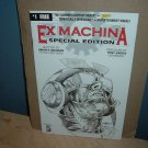 Ex Machina #1 Special Edition (Brian K. Vaughan, DC/Wildstorm Comics), great read for sale
