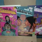 Vimanarama #1, 2, 3 FULL SET (Grant Morrison DC Vertigo Comics) great mini-series for sale