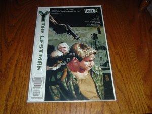 Y: The Last Man #9 - Very Fine+ FIRST PRINT (DC/Vertigo Comics) Brian K. Vaughan comic for sale