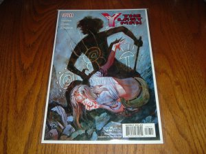 Y: The Last Man #36 - VF+/Near Mint- FIRST PRINT (DC/Vertigo Comics) Brian K. Vaughan comic for sale