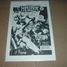 Hellboy MEGA-RARE 4-Page Supplement to Comic Buyers Guide, NEAR MINT+ condition FOR SALE