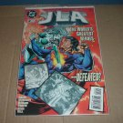 JLA #2 FIRST PRINT (DC Comics, Grant Morrison) justice league of america comic For Sale
