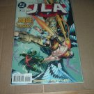 JLA #7 VERY FINE (DC Comics, Grant Morrison) justice league of america comic For Sale
