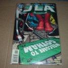 JLA #32 VERY FINE (DC Comics, Mark Waid story) justice league of america comic For Sale