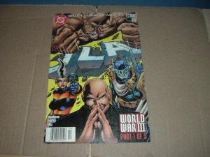 JLA #36 (DC Comics, Grant Morrison) justice league of america comic For Sale