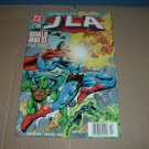 JLA #38 VERY FINE+/NEAR MINT- (DC Comics, Grant Morrison) justice league of america comic For Sale