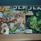 JLA #47, 48, 49 FULL SET Queen of Fables (DC Comics, Mark Waid story) justice league comics For Sale