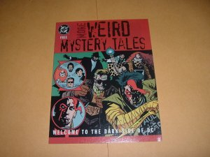 More Weird Mystery Tales Preview Promo Ashcan RARE 8 Page Promotional DC Comic, FOR SALE