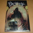Destiny: Chronicle of Deaths Foretold Preview Promo RARE 4 Page DC Vertigo Comic, For Sale