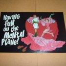 Menz Insana Promo POST CARD, preview promotional postcard by DC Vertigo Comics, RARE, for sale