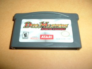Duel Masters: Sempai Legends (Nintendo Gameboy Advance) TESTED & WORKS GREAT, game For Sale