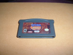 Spyro Orange: Cortex Conspiracy-Nintendo Gameboy Advance Spyro the Dragon Game WORKS GREAT For Sale