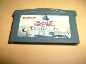 Yu-Gi-Oh! - The Sacred Cards (Nintendo Gameboy Advance) TESTED & WORKS GREAT, game For Sale