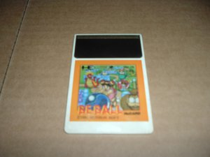 """Chew Man Fu JAPAN IMPORT (PC Engine, Duo, or Turbo Grafx w/converter) Import """"Be Ball"""" Game FOR SALE"""