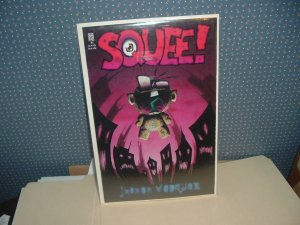 Squee! #2 RARE FIRST Print (Slave Labor Graphics) Jhonen Vasquez, Johnny Homicidal Maniac, FOR SALE