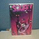 Squee! #3 RARE FIRST Print (Slave Labor Graphics) Jhonen Vasquez, Johnny Homicidal Maniac, FOR SALE