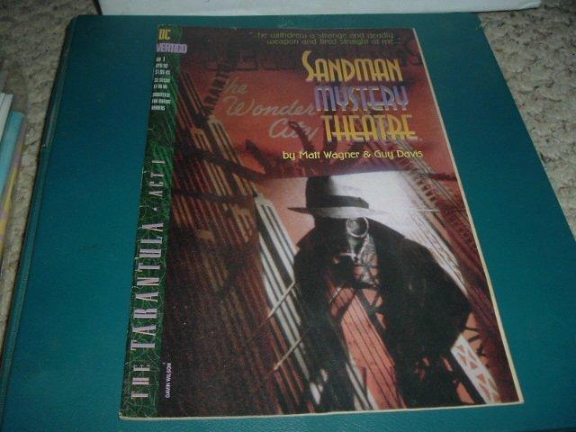 Sandman Mystery Theatre #1 (DC Vertigo Comics) Tarantula Act 1, Wagner & Davis, comic for sale