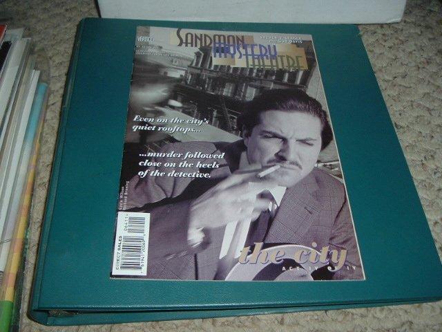 Sandman Mystery Theatre #64 RARE (DC Vertigo comics) The City Act 4 Seagle & Davis, Save $$ Shipping