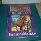 Young Indiana Jones Chronicles Volume 1: Curse of the Jackal GN (Dark Horse bookshelf graphic novel)