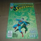 Adventures of Superman #500 Regular Edition (DC Comics 1993).Superman's Return from Death
