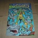 Atlantis Chonicles #4 VF, Origin Aquaman's Atlantis, Peter David (DC Comics 1990) Shipping Special