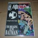 Batman #497 NEAR MINT FIRST PRINT Direct Black Cover variant Bane breaks Batman's back (DC 1993)