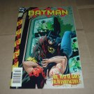 Batman #562 NEAR MINT- Road to NO MAN'S LAND story (DC Comics 1999) Save $$$ Flat Shipping Special