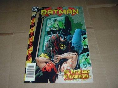 Batman #562 NEAR MINT- Road to NO MAN'S LAND story (DC Comics 1999) Save $$$ Flat Shipping Special