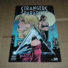 Strangers in Paradise #30 (Vol. 3) PAPER DOLLS back cover INTACT, Terry Moore (Abstract Studio)